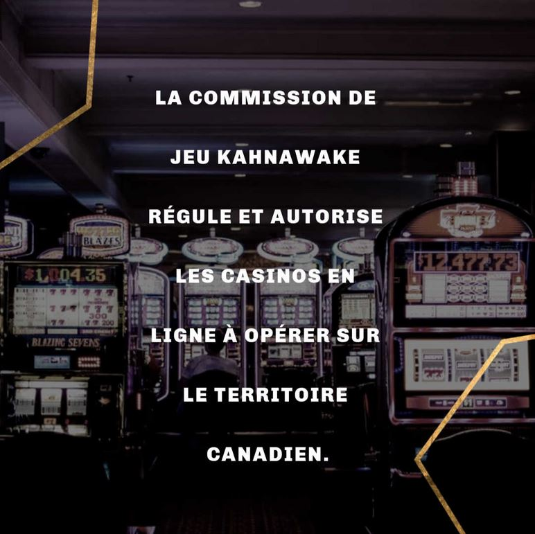 commission kahnawake casino en ligne canada
